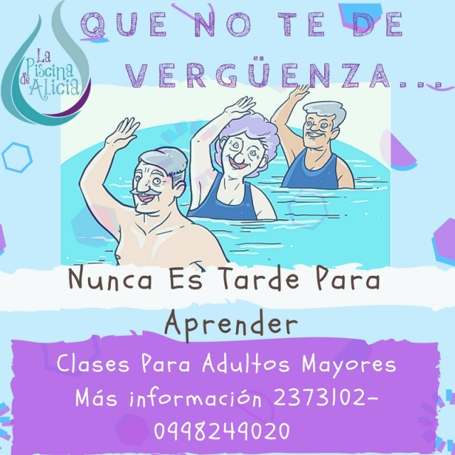 Clases Adultos Mayores